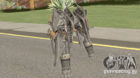 Shockwave Gun для GTA San Andreas