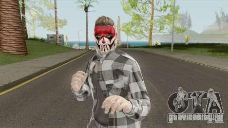 GTA Online Skin Male 1 для GTA San Andreas