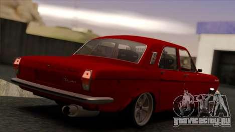 GAZ 24-10 для GTA San Andreas