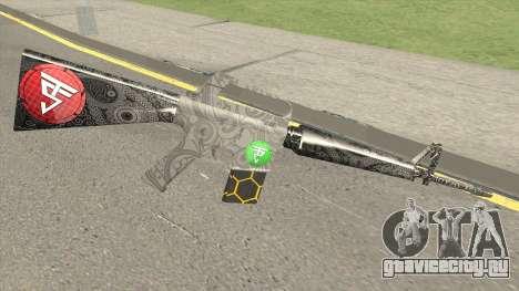 M4 (Special Troop) для GTA San Andreas