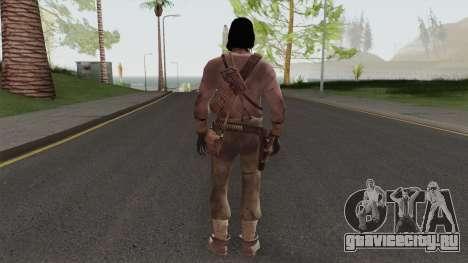 John Marston From Red Dead Redemption V2 для GTA San Andreas