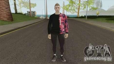 Skin Random 120 (Outfit Import-Export) для GTA San Andreas