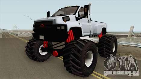 Chevrolet Kodiak C4500 Monster Truck 2008 для GTA San Andreas