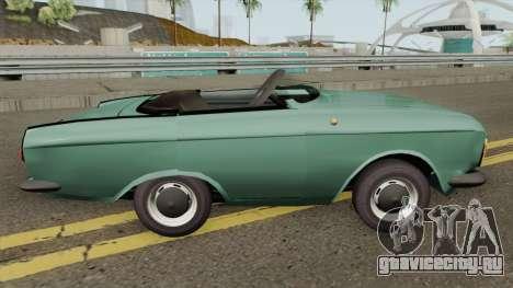 Toy AZLK для GTA San Andreas