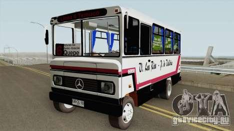 Mercedes-Benz LO608D для GTA San Andreas
