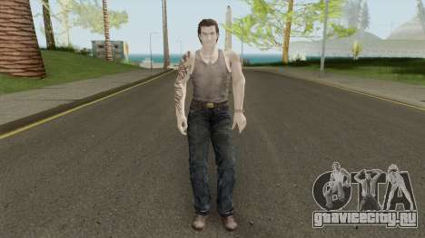 Billy Coen from Resident Evil Zero HD Remaster для GTA San Andreas