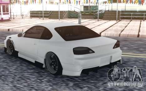 Nissan Silvia S15 Origin Labo для GTA San Andreas