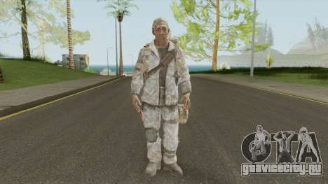 Skin 2 (Spec Ops: The Line - 33rd Infantry) для GTA San Andreas