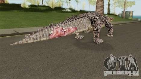 Alligator (Resident Evil) для GTA San Andreas