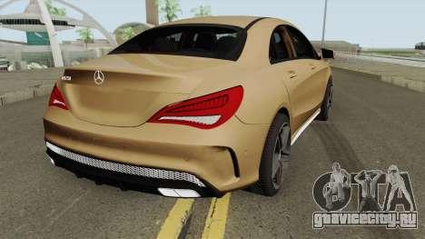 Mercedes Benz CLA 250 AMG для GTA San Andreas