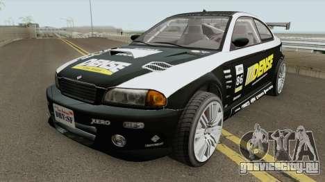Ubermacht Sentinel Custom GTA V для GTA San Andreas