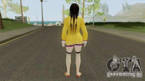 Kokoro Pantuless V1 для GTA San Andreas