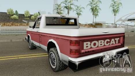 PS2 Bobcat для GTA San Andreas