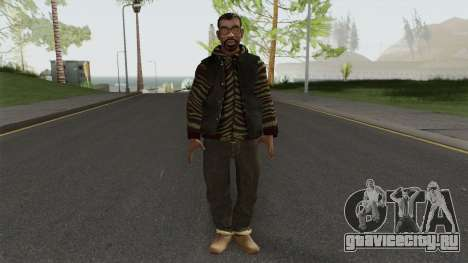Little Jacob - Zebra Jacket (IV) для GTA San Andreas