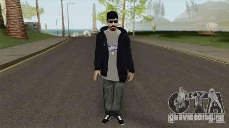 Uzzi from BUG Mafia для GTA San Andreas