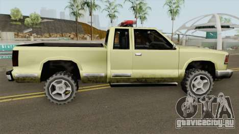 Yosemite Normal (Pol Ambiental e Transito) для GTA San Andreas