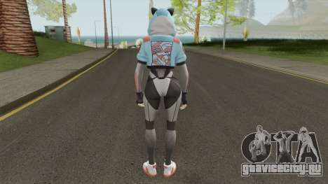 Fortnite: Lince Tier 2 (Season 7) для GTA San Andreas
