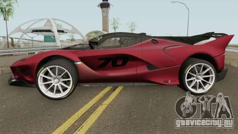 Ferrari FXX-K Evo High Quality для GTA San Andreas