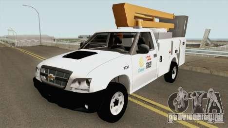 Chevrolet S10 Celesc для GTA San Andreas