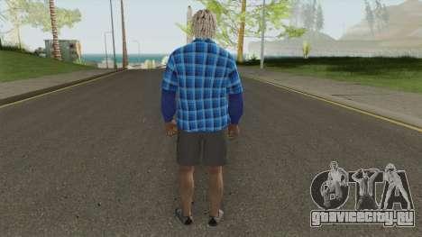Skin GTA Online 3 для GTA San Andreas