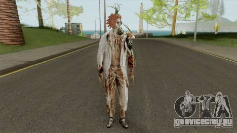 Green Zombie from Resident Evil: Outbreak File 2 для GTA San Andreas