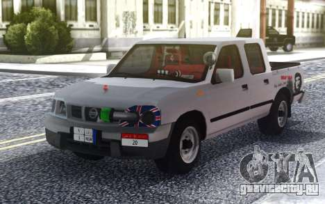 Nissan Ddsen Turbo для GTA San Andreas