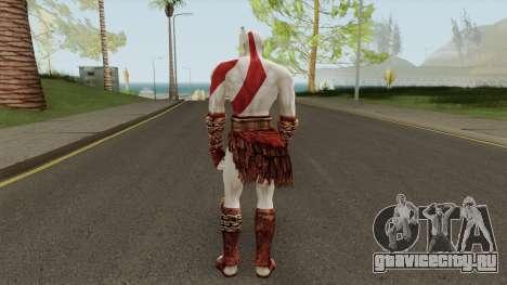 Kratos God Of War 2 для GTA San Andreas