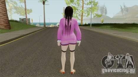 Kokoro Pantuless V2 для GTA San Andreas