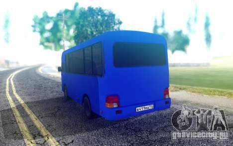 Hyundai County SWB для GTA San Andreas