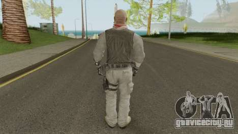 ISA Assault (Call of Duty: Black Ops 2) для GTA San Andreas