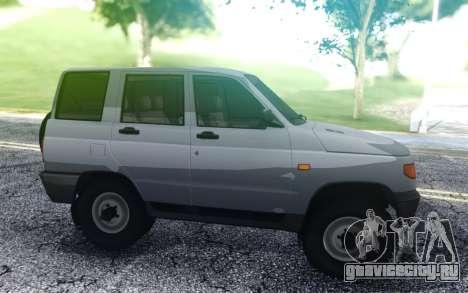 УАЗ 3160 для GTA San Andreas