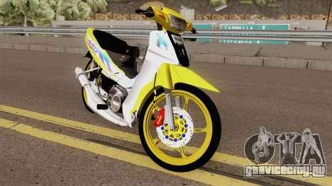 Yamaha F1ZR LE для GTA San Andreas