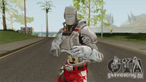 Fortnite: Season 6 (GIFT) A.I.M для GTA San Andreas