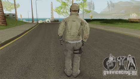 ISA SMG (Call of Duty: Black Ops 2) для GTA San Andreas