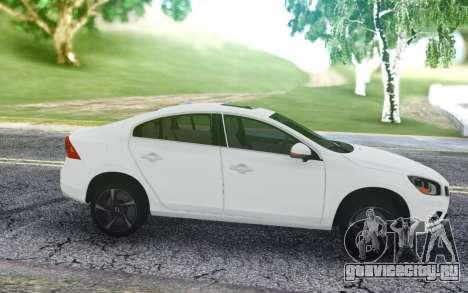 Volvo S60 для GTA San Andreas