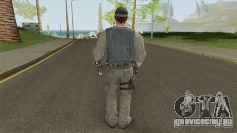 ISA Shotgun (Call of Duty: Black Ops 2) для GTA San Andreas