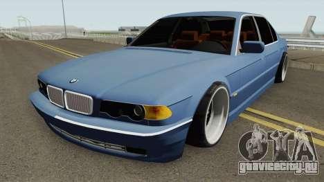 BMW E38 750iL SlowDesign 1999 для GTA San Andreas