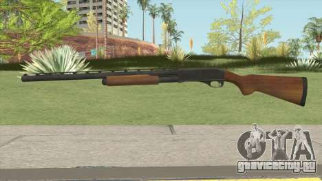 Remington 870 Wingmaster HQ для GTA San Andreas