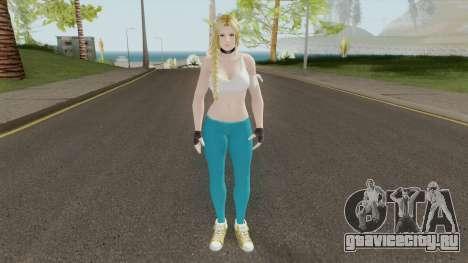 Helena (Sport Leggings) From DOA5LR для GTA San Andreas