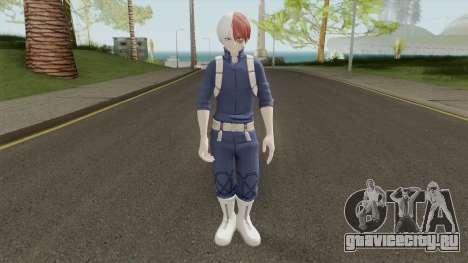 Shoto Todoroki для GTA San Andreas