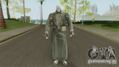 MR X (Resident Evil) для GTA San Andreas