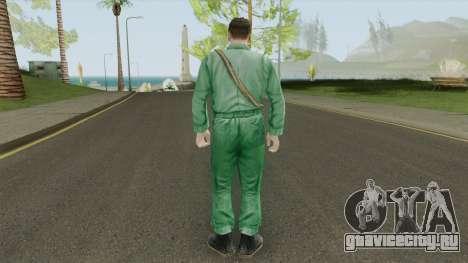 Leo Kasper (Manhunt 2) для GTA San Andreas