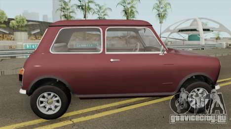 British Leyland Mini 1000 1977 Standart для GTA San Andreas