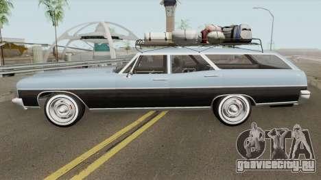 Chevrolet Chevelle SS Station Wagon 1970 для GTA San Andreas