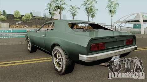 Declasse Sabre 1972 для GTA San Andreas