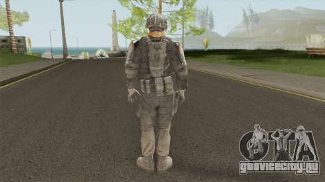 Elite 01 The Zulu Squad (Spec Ops: The Line) для GTA San Andreas
