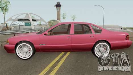 Buick LeSabre Deluxe Sedan (Elegant Style) 1992 для GTA San Andreas