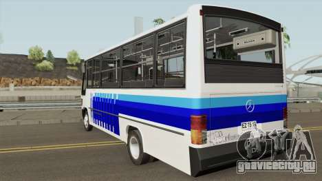 Caio Carolina Linea v1 для GTA San Andreas