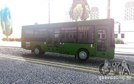 МАЗ 206 для GTA San Andreas