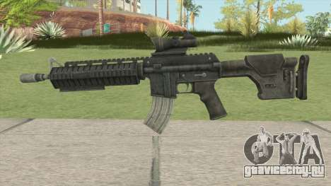 Marksman Carbine From Fallout New Vegas для GTA San Andreas